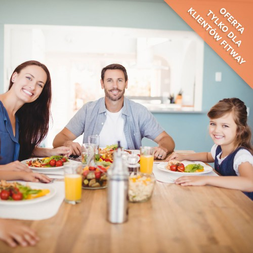 Dodatkowe obiady dla domowników 5 szt