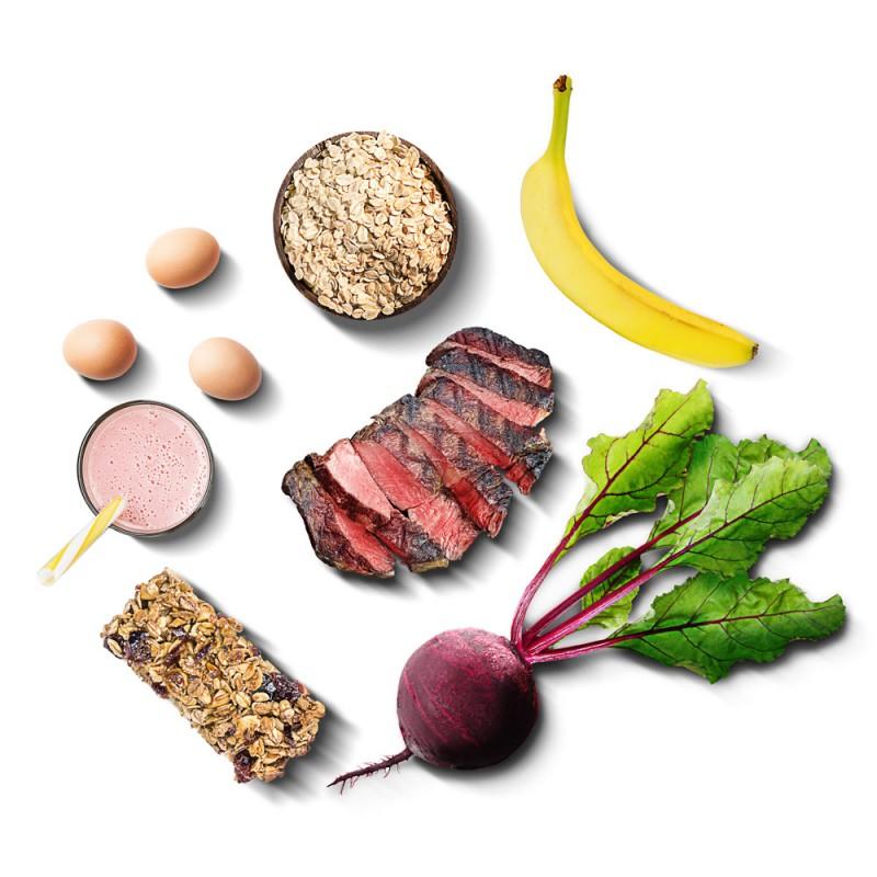 Zastrzyk energii w 6 posiłkach
