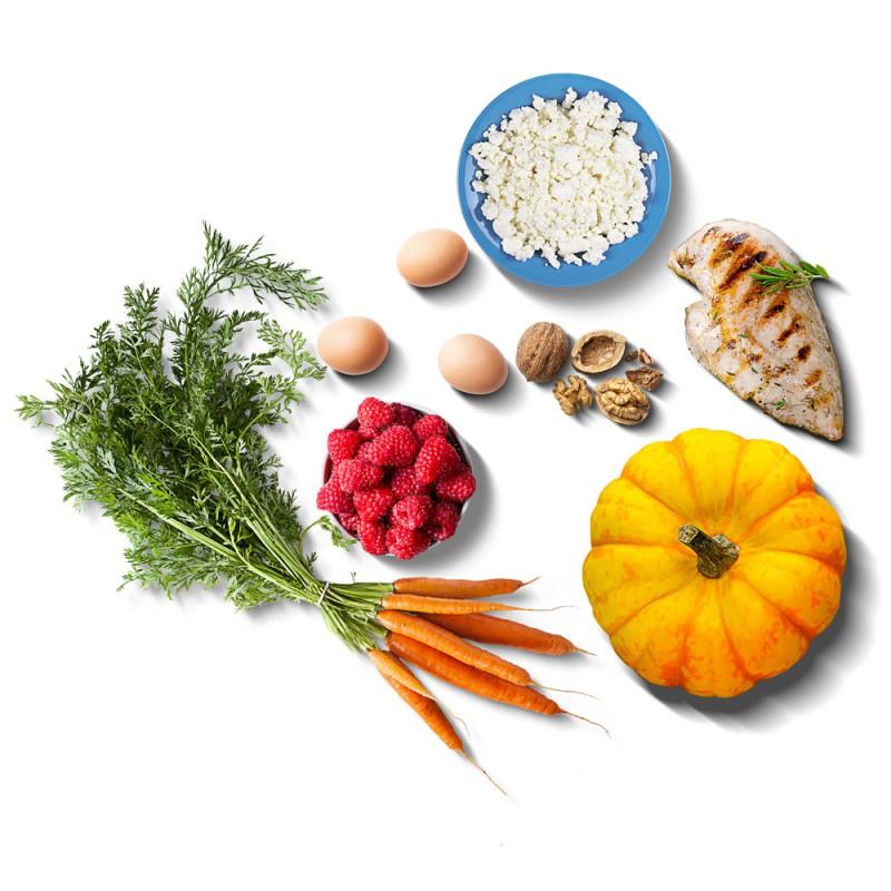 Zdrowe odżywianie od poczęcia