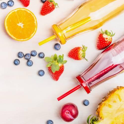 Pakiet soków oczyszczających za 50% ceny